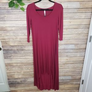 3/$20 Kensie Maxi Dress Size Small